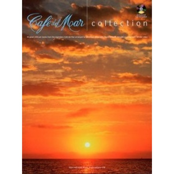Cafe Del Mar Collection Book and CD
