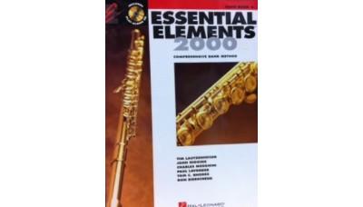Essential Elements 2000 Trumpet, Book 2 B flat by Tim Lautzenheiser