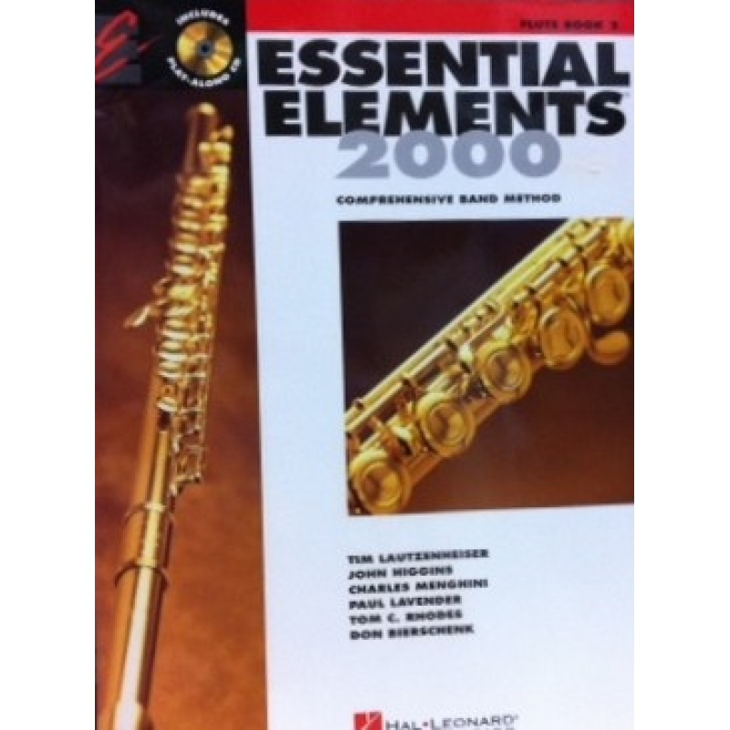 Essential Elements 2000: Book 2 (Bb Bass Clarinet) by Various