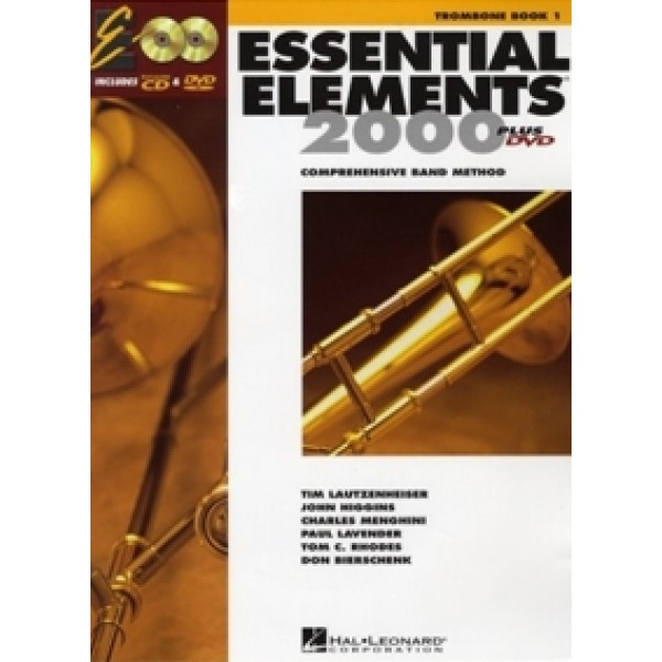 essential elements trombone book 1 pdf