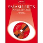 Guest Spot Smash Hits Playalong for Violin with CD