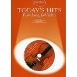 Guest Spot Today's Hits Playalong for violin with CD