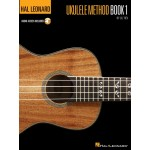 Hal Leonard Ukulele Method Book 1 Book and Audio Access