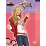 Hannah Montana Volume 66 Piano Play Along Book and CD