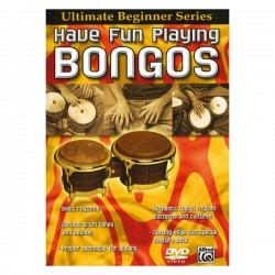 Have Fun Playing Bongos DVD