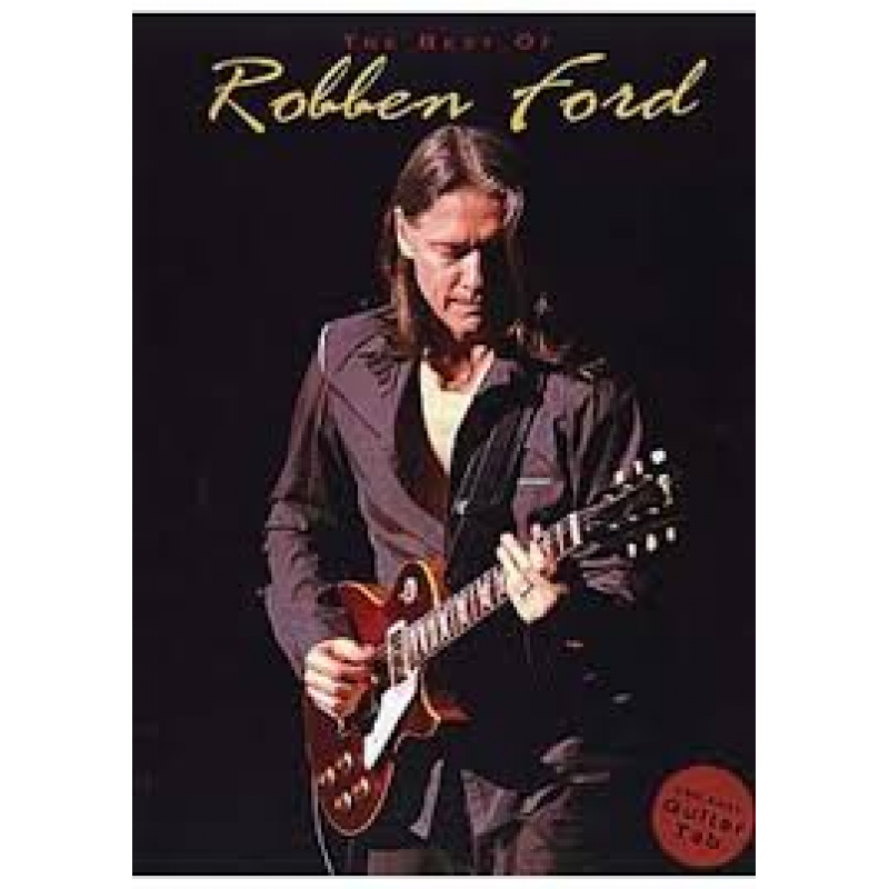 The Best Of Robben Ford For Easy Guitar Tab