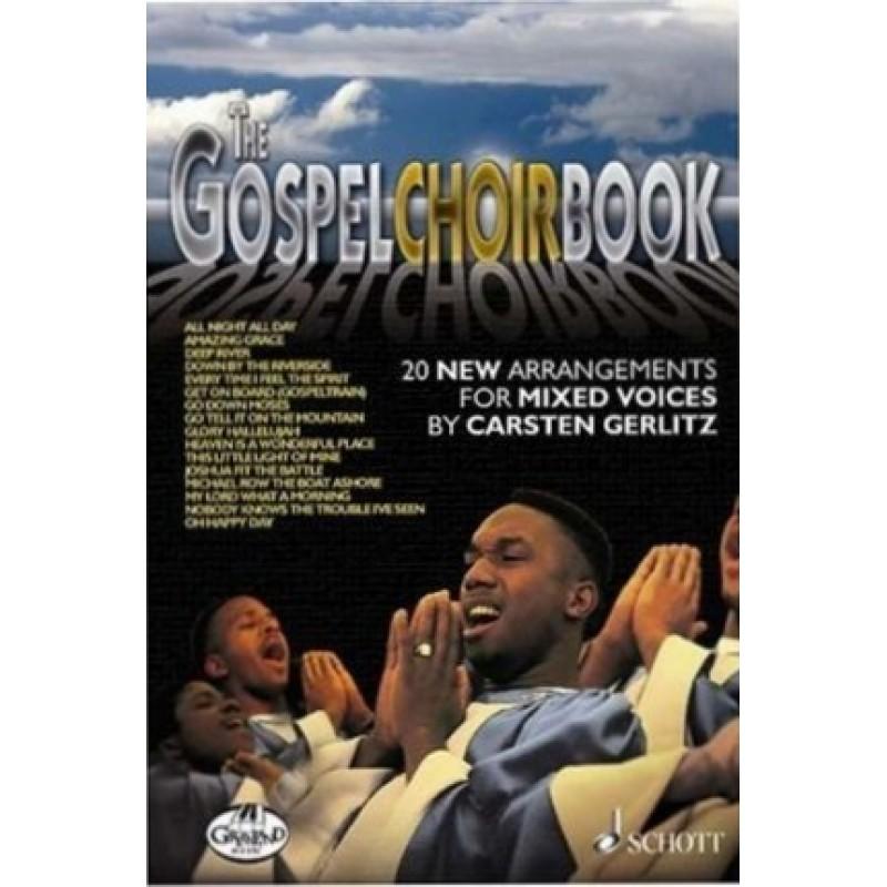 The Spiritual & Gospel Choir Book And CD