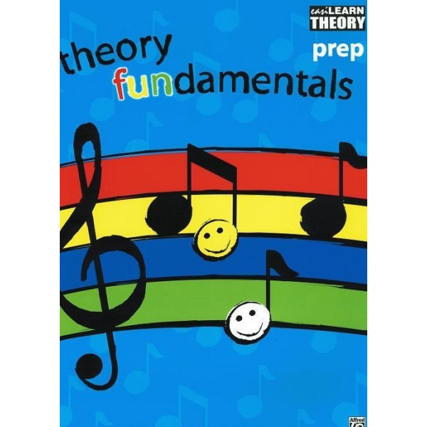 Theory Fundamentals Prep and easiLearn Theory book by Gillian Erskine and Paul Myatt