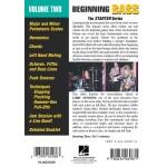 Beginning Bass Vol 2 DVD Starter Series