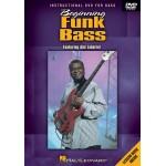 Beginning Funk Bass DVD featuring Abe Laboriel