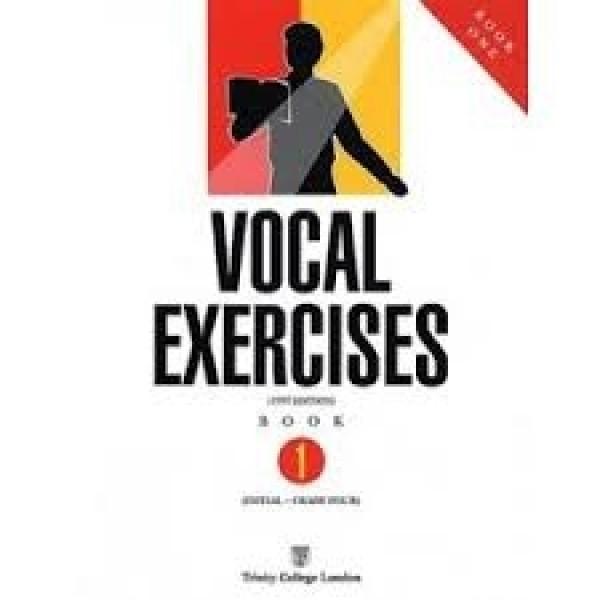 Vocal Exercises Book 1 Trinity College Initial - Grade Four