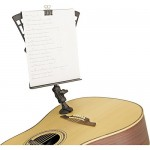 Dunlop D36 guitar sheet music holder attachmnet