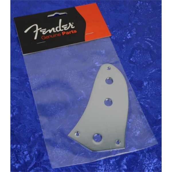 Fender Standard Jaguar Control Plate 0081140000