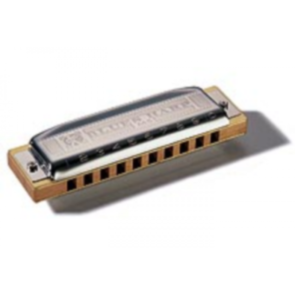 Hohner Blues Harp Key Dmin