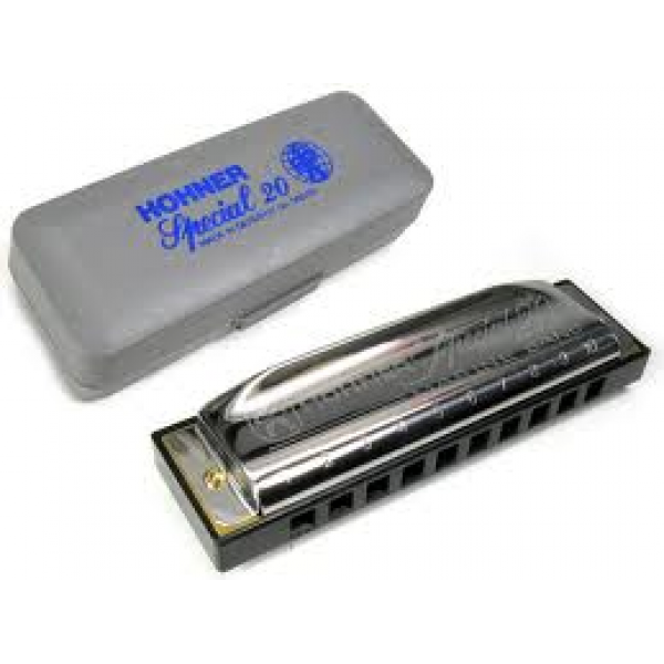 Hohner Special 20 Harmonica Key Bb
