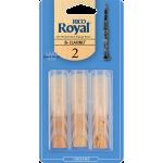 Rico Royal Clarinet Reeds