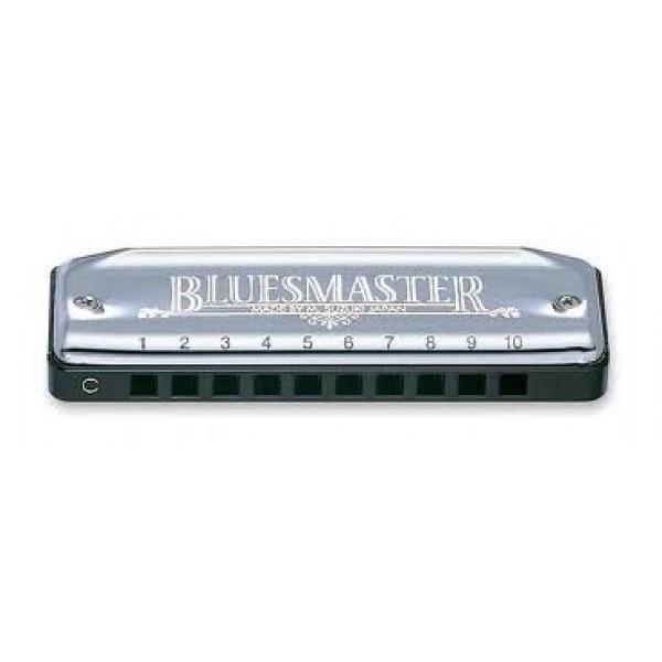 Suzuki Bluesmaster Harmonica Key D