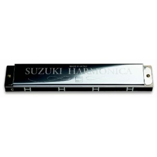 Suzuki Harmonica Tremolo Su-21Key C