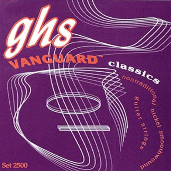 GHS VANGUARD CLASSICS (wound 3rd string)