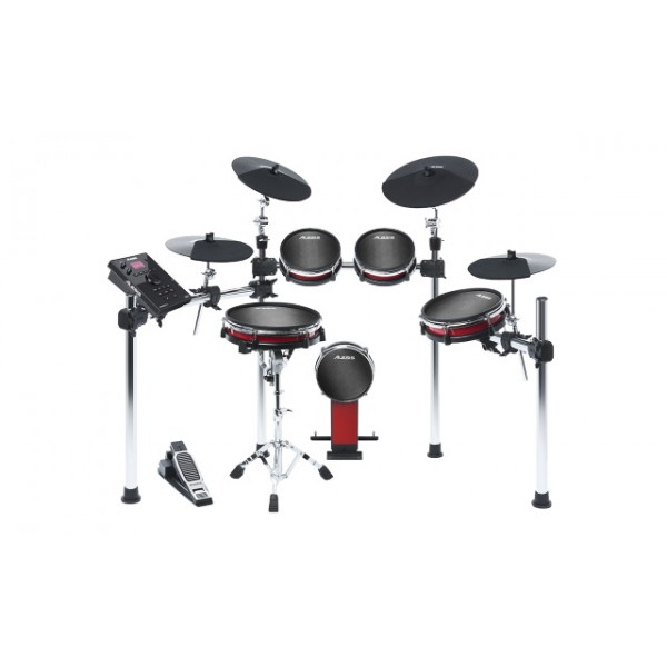 Alesis Crimson II 9piece Electronic Drum Kit with Mesh Heads