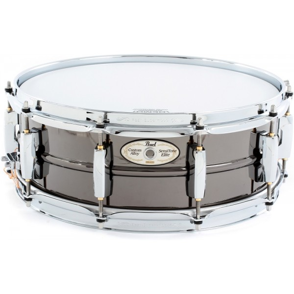 "Pearl Elite Sensitone Brass Snare 14"" X 5"""