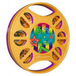 Tambourine Children's My Tambino Rhythm Tech