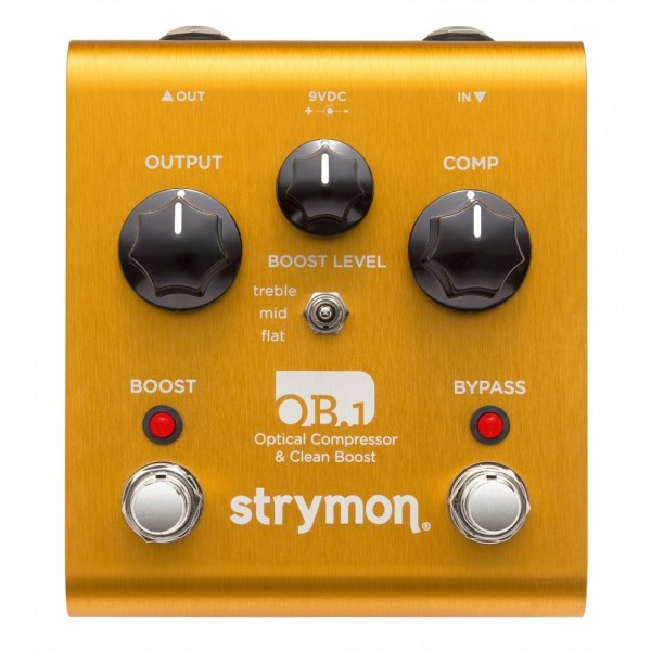 Strymon OB1 Compressor & Boost