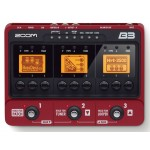 Zoom B3 Bass Effects pedal