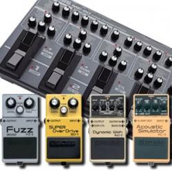 Guitars Pedals