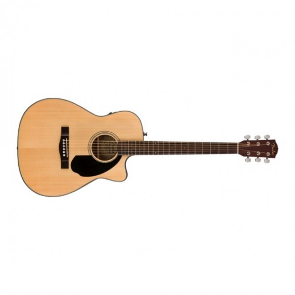Fender Acoustic Electric Guitar CC60SCE Concert