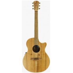 Cole Clark Angel 2 AN2EC-BLBL All Blackwood