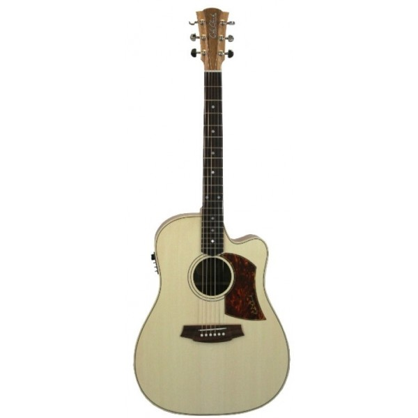 Cole Clark Fat Lady 2 FL2EC-BS Blackwood Spruce