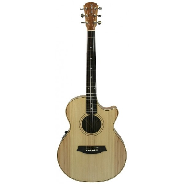 Cole Clark Angel 2 AN2EC-BB-R Bunya Blackwood