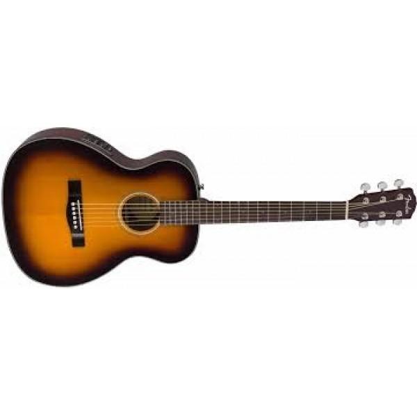 Fender Ac/El CT-140SE Traveller Guitar Natural