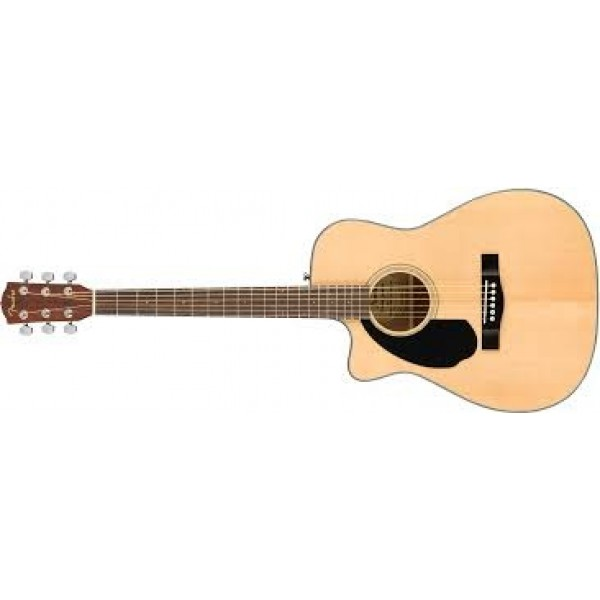 Fender Acoustic Electric Left Handed Guitar CC-60SCE