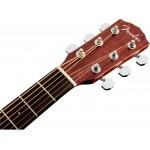 Fender CD140SCE Mahogany w/case