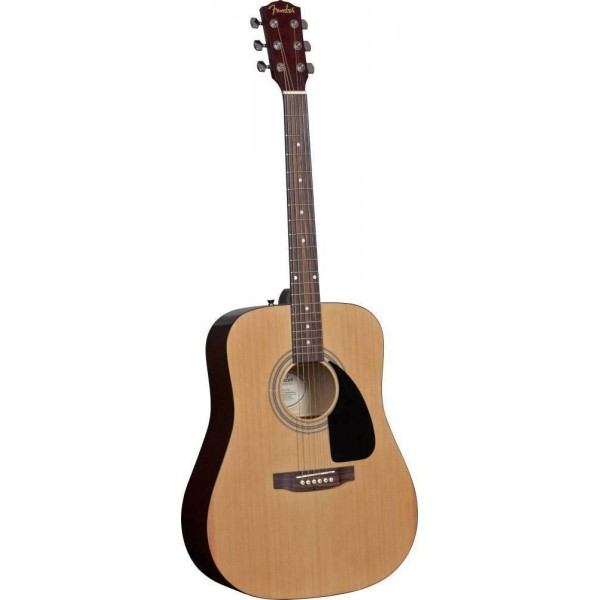 Fender FA100 acoustic guitar pack