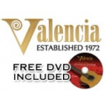 Valencia TC2K 1/2 size classical guitar package