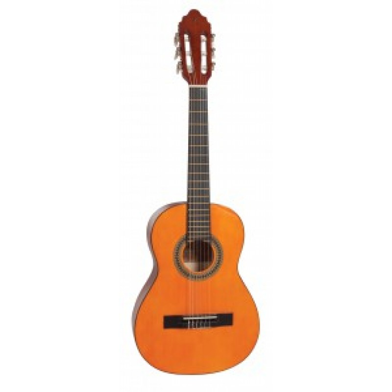 Valencia tc2k 1 2 size classical guitar package for Luthier valencia