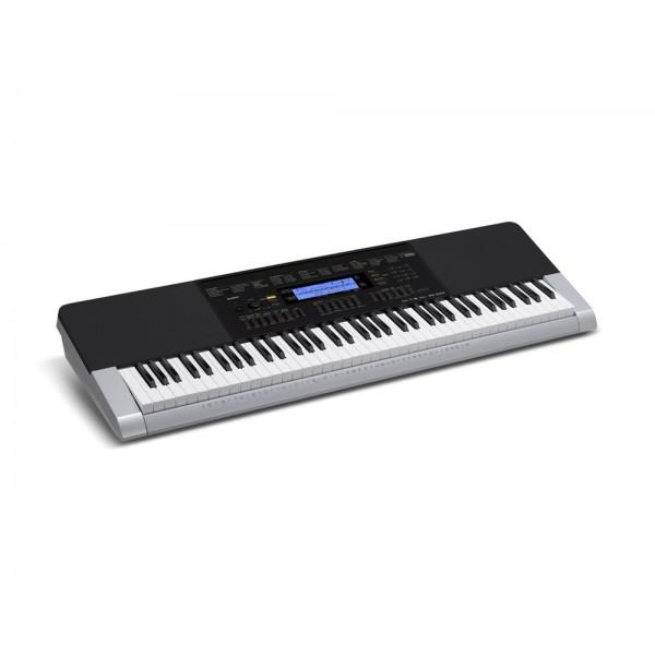 CASIO WK-240 Touch Sensitive, 76 Key Portable Keyboard