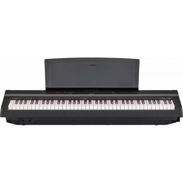 Yamaha P121 Digital Piano - Black