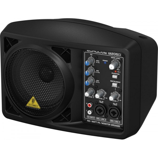 Behringer B205D 150 watt Powered speaker