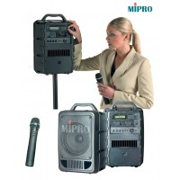 MIPRO MA-705 CDM6 (INCLUDING CORDLESS MIC & SOFT CASE)