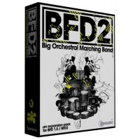BFD2 BIG ORCHESTRAL MARCHING BAND EXPANSION