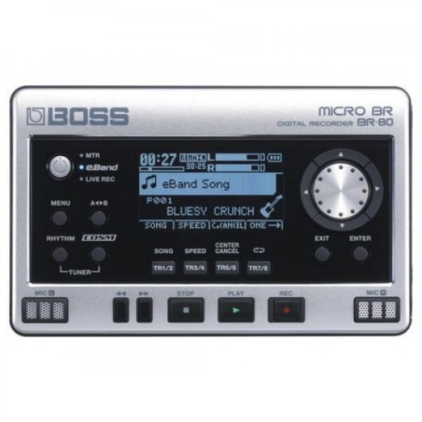 Boss Micro BR Digital Recorder BR-80
